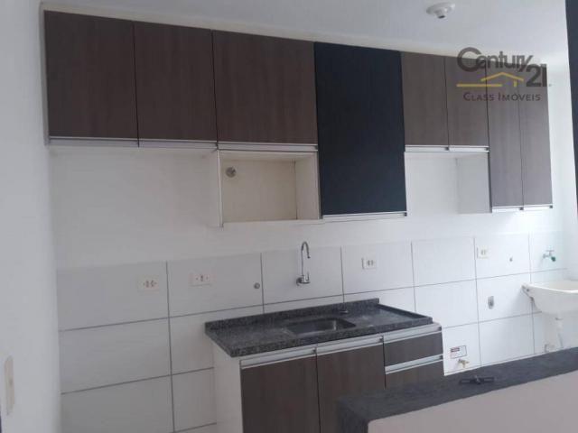 Apartamento com 2 dormitórios para alugar, 45 m² - Gleba Fazenda Palhano - Londrina/PR - Foto 5