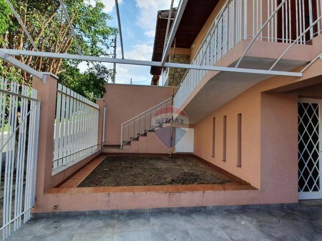 Casa com 3 dormitórios para alugar, 207 m² por R$ 3.601,00/mês - Vila São José - Várzea Pa - Foto 2