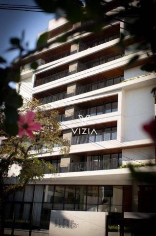 Apartamento à venda, 85 m² por R$ 919.301,00 - Juvevê - Curitiba/PR - Foto 3