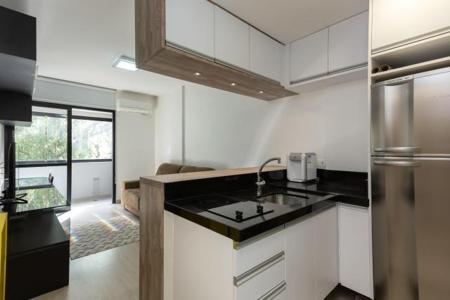 Apartamento 1 Dormitório No Bigorrilho - Foto 2