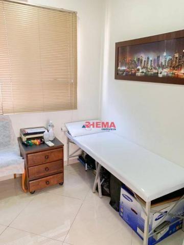 Sala à venda, 78 m² por R$ 590.000,00 - Gonzaga - Santos/SP - Foto 15