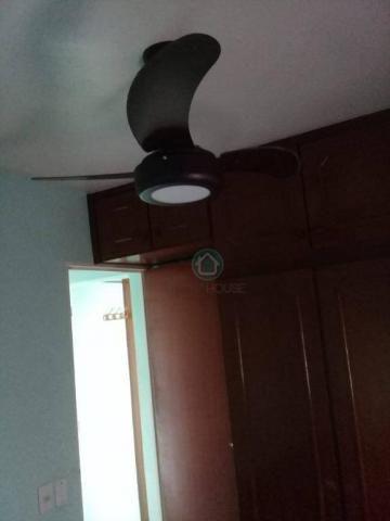Apartamento com 3 dormitórios à venda, 52 m² por R$ 150.000,00 - Monte Castelo - Campo Gra - Foto 3