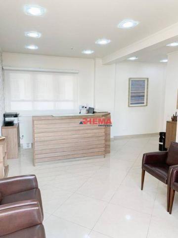 Sala à venda, 78 m² por R$ 590.000,00 - Gonzaga - Santos/SP - Foto 11