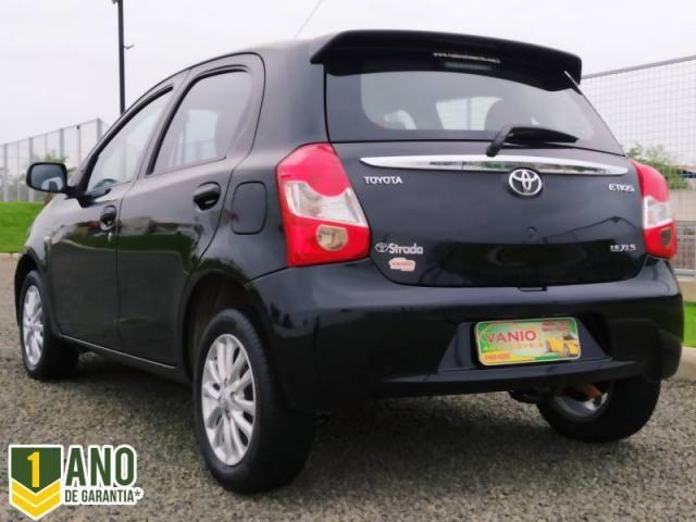 Toyota ETIOS XLS 1.5 Flex 16V 5p Mec. - Foto 11