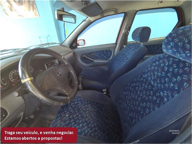 Fiat Palio 1.6 mpi stile weekend 16v gasolina 4p manual - Foto 12