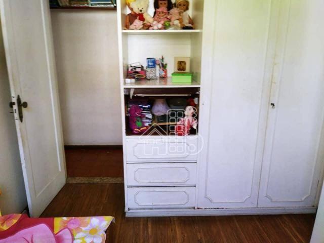 Apartamento com 3 dormitórios à venda, 110 m² por R$ 590.000,00 - São Francisco - Niterói/ - Foto 6