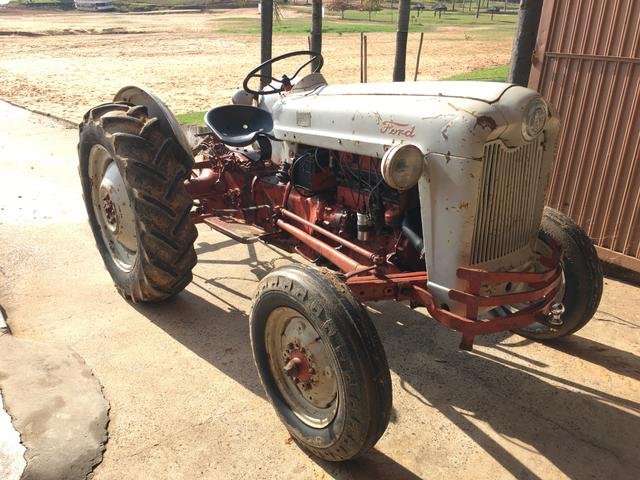Trator Ford 1954 Jubilee !!!