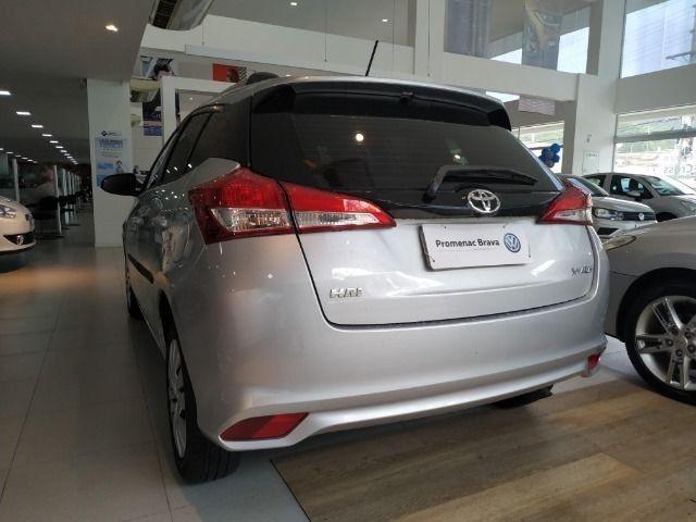 Toyota Yaris XL Live 1.3 Flex 16V 5p Mec - Foto 7