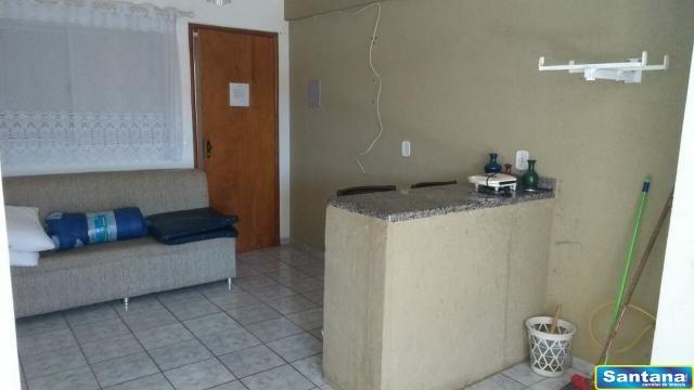 Apartamento à venda com 1 dormitórios em Olegario pinto, Caldas novas cod:2490 - Foto 8