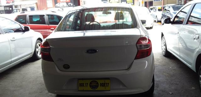 Ford ka sedan 1.5 completao com gnv novíssimo - Foto 4