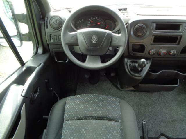 Renault Master 2.3 Extra Furgao L3H2 16V Turbo Intercooler 2014 - Foto 5