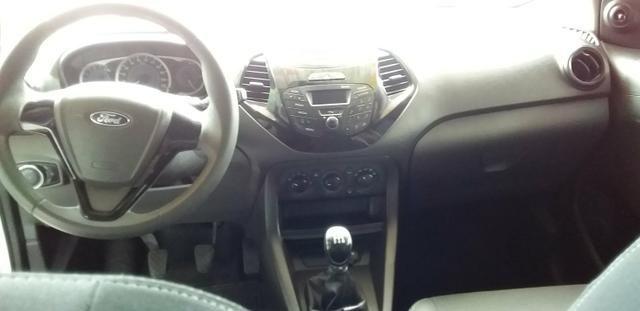 Ford ka sedan 1.5 completao com gnv novíssimo - Foto 5