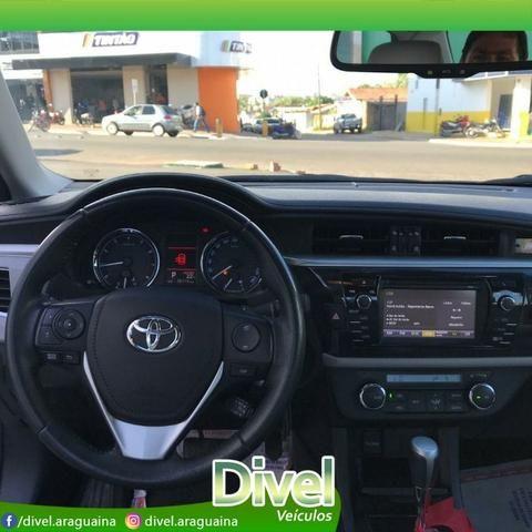 Toyota Corolla Xei 2.0 Aut. Flex 2015 - Foto 9