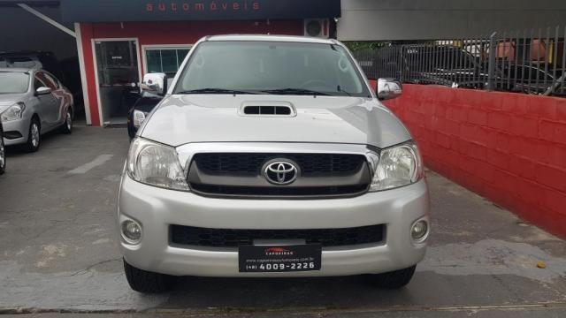 Toyota Hilux CD Srv D4-D 4x4 3.0 Tdi Diesel Automtica 2011 - Foto 8