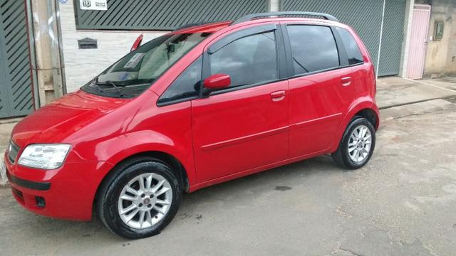 Fiat Idea 1.4 ELX Gnv