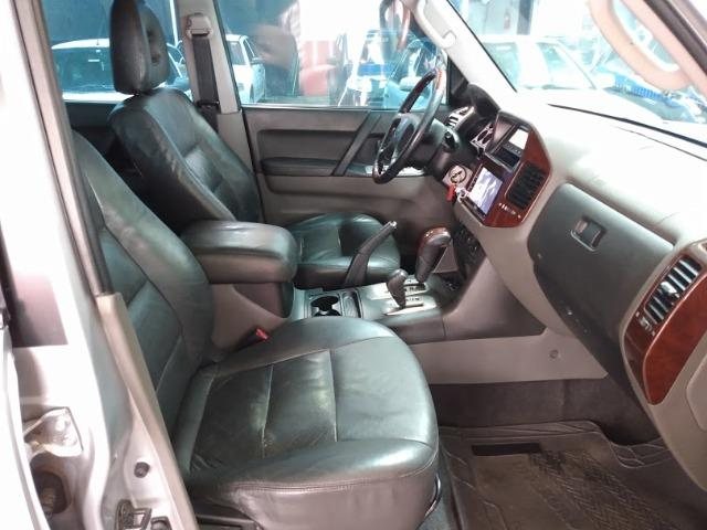 Pajero 3.5 4X4 completa diesel automatica - Foto 10