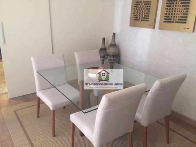 Apartamento Residencial à venda, Pinheiros, São José do Rio Preto - AP0507. - Foto 13
