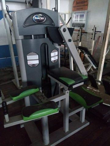 Vendo aparelhos de musculação (Favor ler o anúncio) - Foto 4