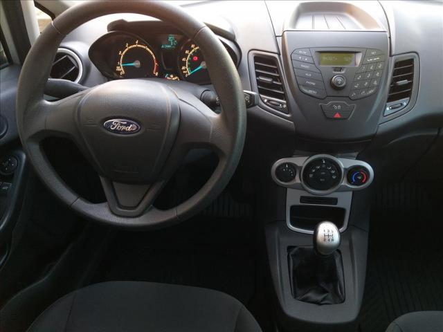 FORD FIESTA 1.6 SE HATCH 16V FLEX 4P MANUAL - Foto 7