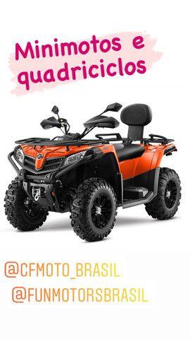 Quadriciclo cforce 520 - Foto 2