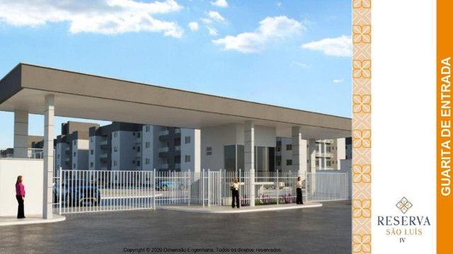 Apartamento com 2 quartos/ dimensão/ reserva são luís/