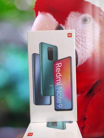 Redmi Note 9 da Xiaomi #Tendência Mundial#  NOVO lacrado com Garantia e Entrega