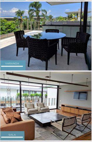 Belíssima cobertura de 5 qts com 320 m2 em Angra dos Reis, Frade - Foto 7