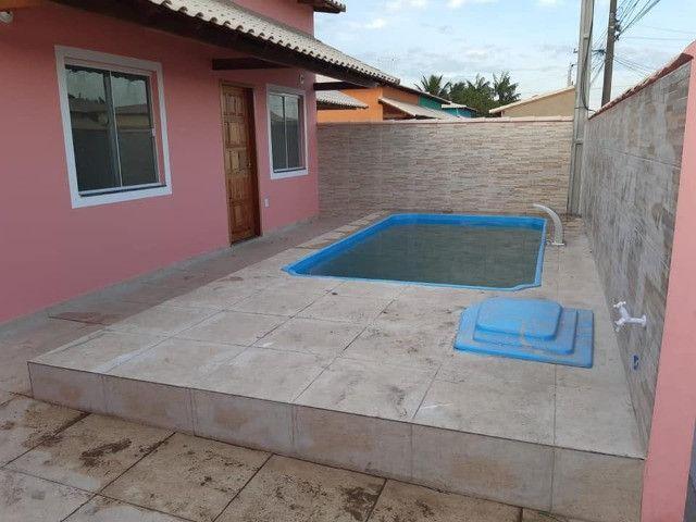K24- Casas 2 quarto com área Gourmet dentro de condomínio em Unamar - Cabo Frio - Foto 2