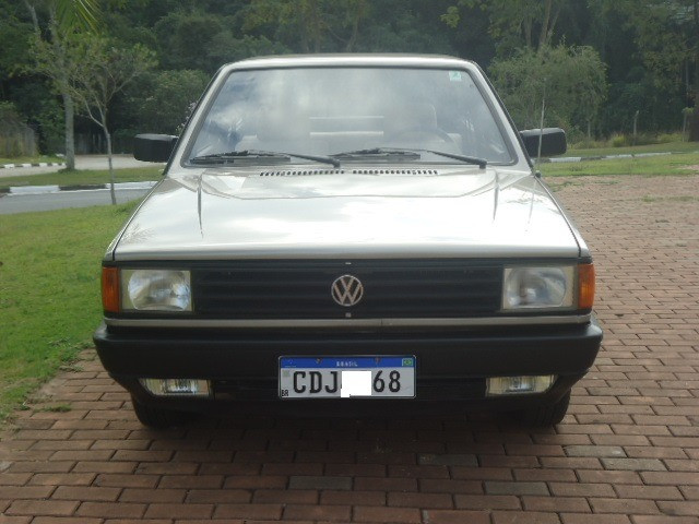 Vw - Volkswagen Gol Gl 1.8 1990 Raro Exemplar - Foto 2