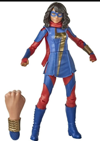 Action Figure Miss Marvel Gamerverse - Foto 2