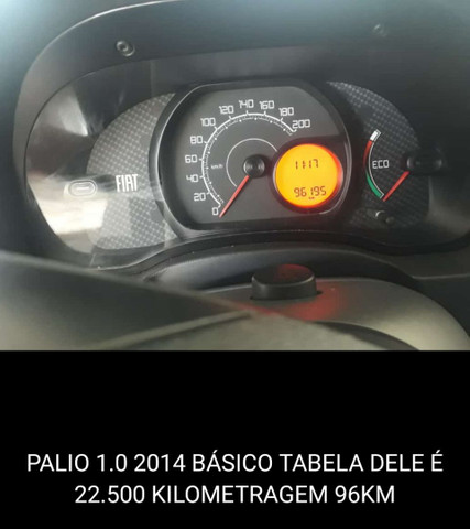 PALIO 2014 2 PORTAS  - Foto 5