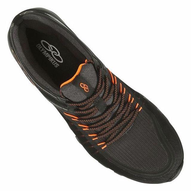 Sapato Olympikus cosmo preto - Foto 2