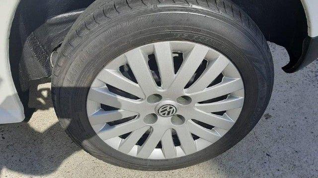 VW Gol 1.0 GIV 2009 Branco Completo, Exc. Estado. - Foto 7
