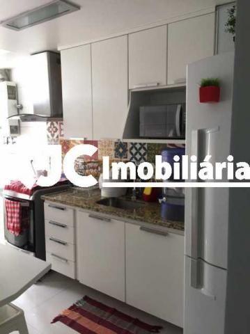 Apartamento à venda com 3 dormitórios em São cristóvão, Rio de janeiro cod:MBAP33401 - Foto 9