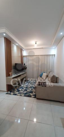 Apartamento à venda com 3 dormitórios em Centro, Nova odessa cod:AP002950