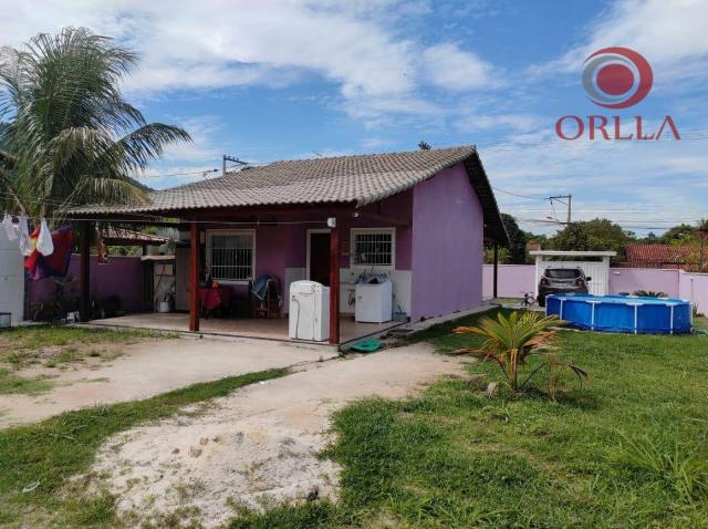 Orlla Imóveis - ?? Terreno com 2 casas em Itaipuaçu! - Foto 12