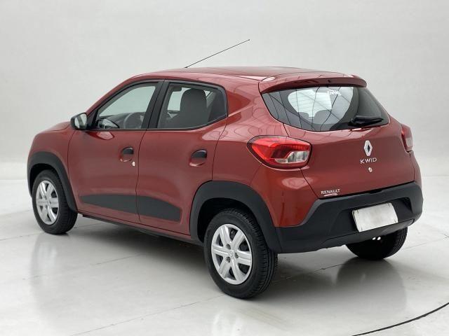 Renault KWID KWID Zen 1.0 Flex 12V 5p Mec. - Foto 5