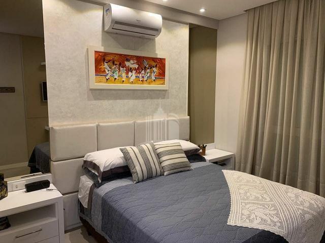 Lindo Apartamento Mobiliado no Pontal Norte de Balneário Camboriú - Foto 17
