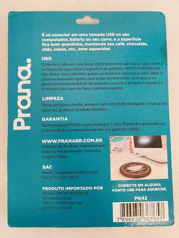 Apoio aquecedor de xícara / caneca com UBS - Foto 3