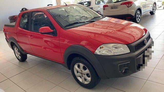Fiat Strada Cd Freedom 1.4 8v 2020  - Foto 2