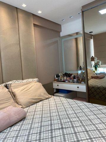 Vendo Apartamento Cond. Vivendas do Farol, 1 Suíte, 2 Quartos - Foto 11