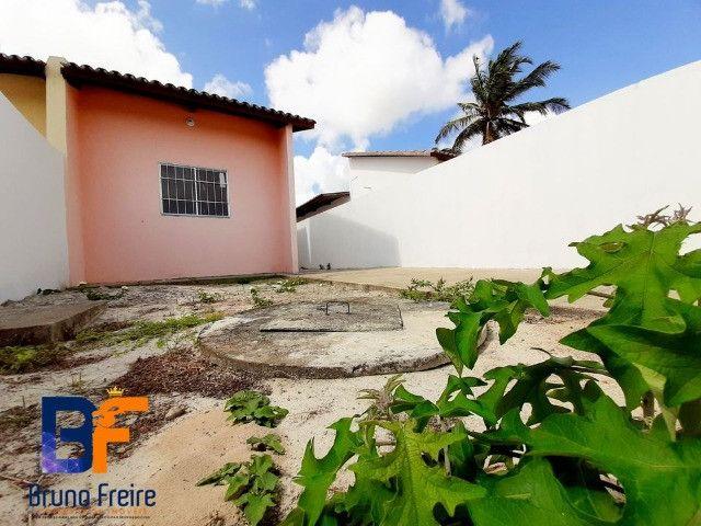 Casa em Paracuru Sem Entrada 2 Quartos casa verde amarela