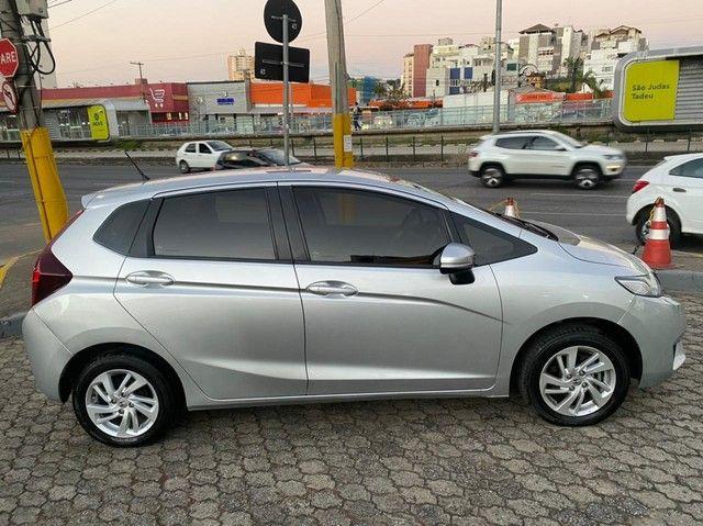 Honda Fit 1.5 16v LX CVT (Flex) - Foto 4