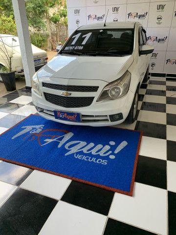 Agile LTZ Completo +GNV!! - Foto 4