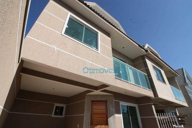 Sobrado à venda, 129 m² por R$ 460.000,00 - Cidade Industrial - Curitiba/PR