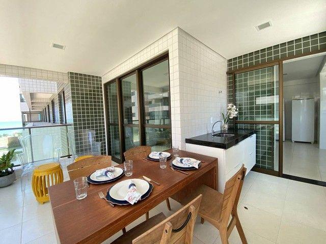 Apartamento para venda possui 114 metros quadrados com 3 quartos em Guaxuma - Maceió - AL - Foto 2