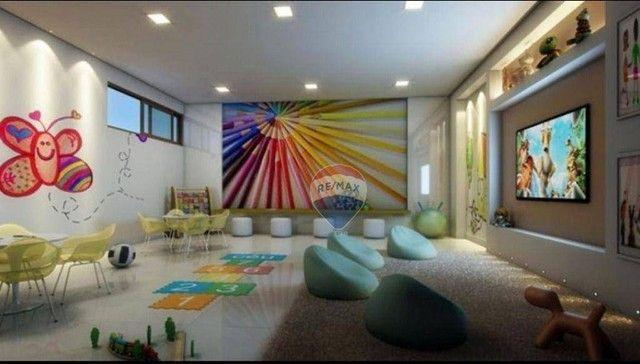 Excelente apartamento à venda, em fase de construção, com 110 m² e área de lazer completa  - Foto 9