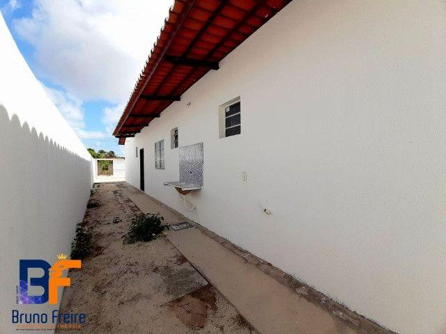 Casa em Paracuru Sem Entrada 2 Quartos casa verde amarela - Foto 7