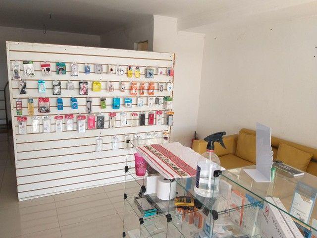 Vendo ou troco loja de celular em funcionamento em frente ao super barão do Tiradentes    - Foto 4