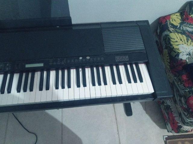 Piano eletrônico - Foto 3
